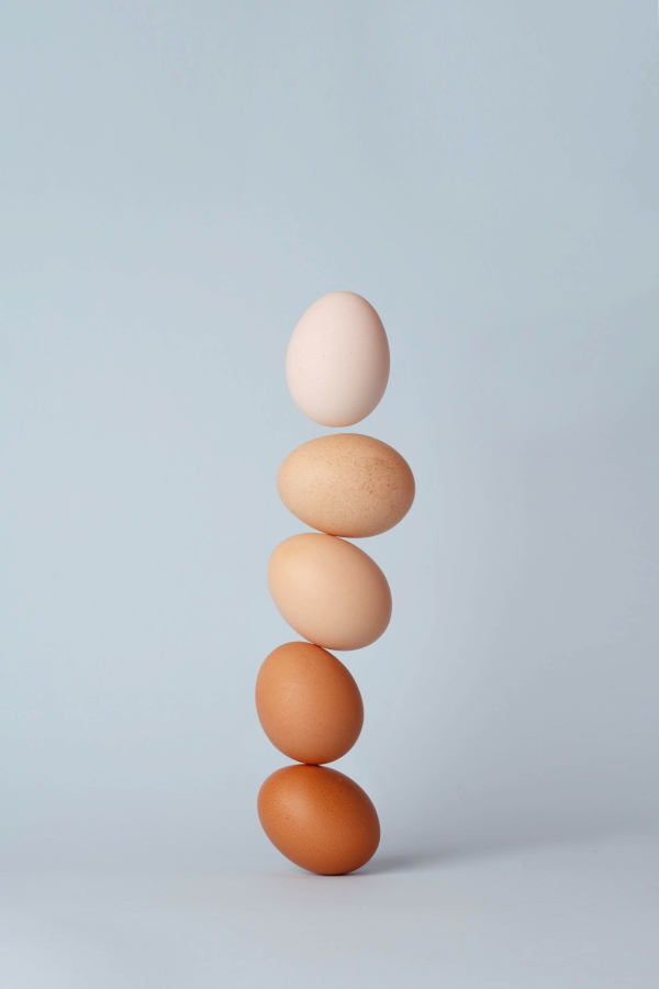 Eggs are good for breakfast, and your breakfast should ideally happen after you exercise